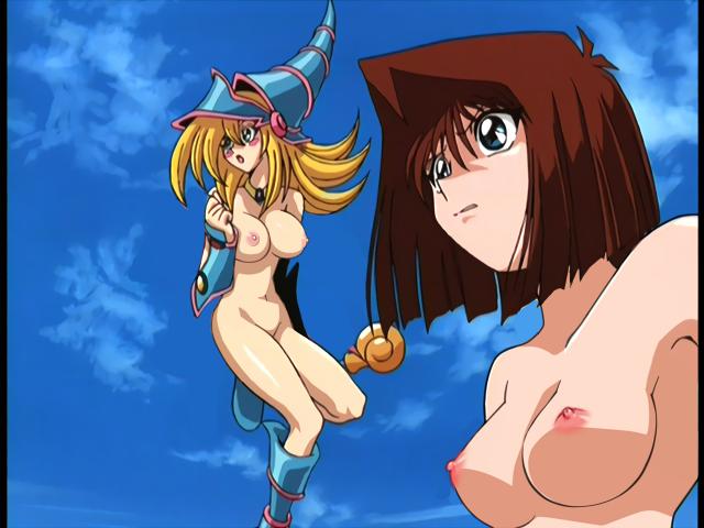 magician yugioh nude dark girl Nude anime girls impregnation gifs