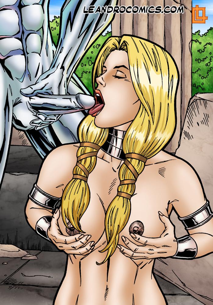 titania (marvel comics) Miss kobayashi's dragon maid e621