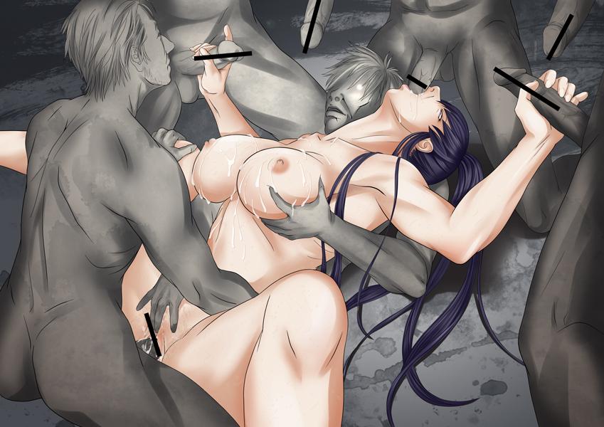 the dead nude of scene highschool Sei yariman gakuen enoku nikki