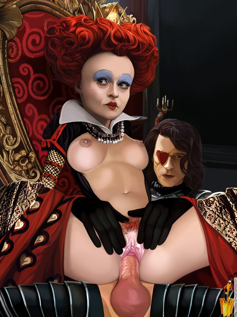 knave of 2010 wonderland alice hearts in Futa on female e hentai