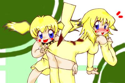 himself does pichu why hurt Naruto and fuu lemon fanfiction
