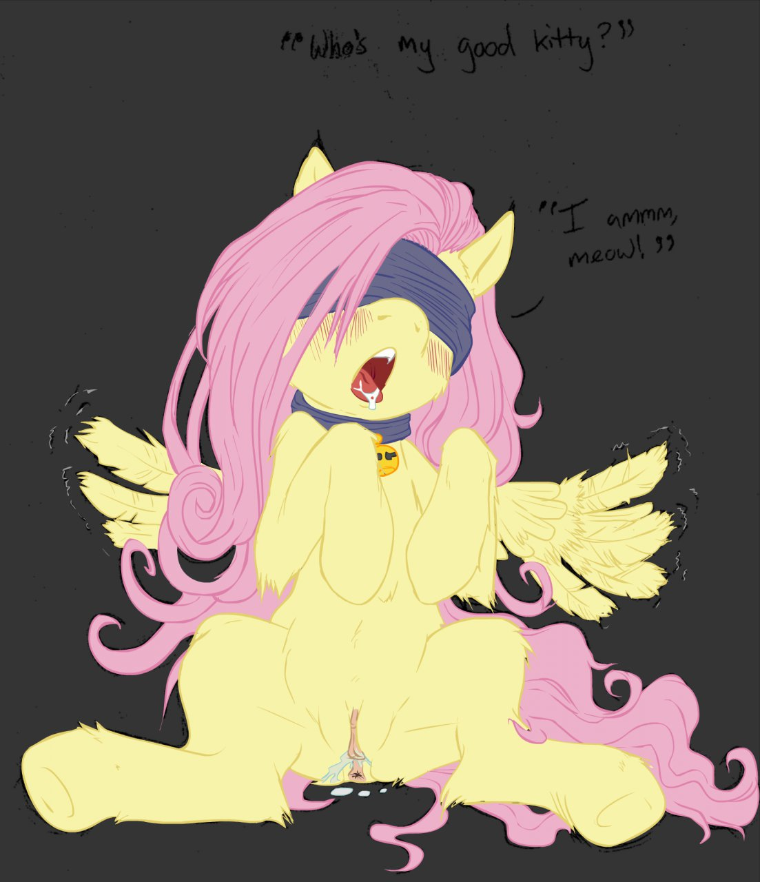 pony fluttershy little xxx my The loud house ronnie anne porn