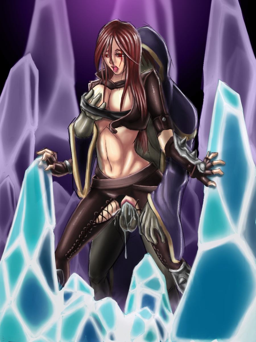 of katarina league legends project Five nights at freddy's girl version