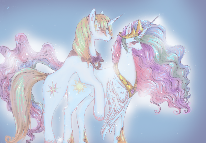 banned from equestria daily celestia 1.5 Queen's blade: spiral chaos