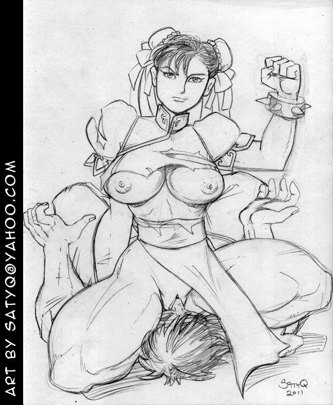 fighter li street nude 5 mod chun Is whis male or female