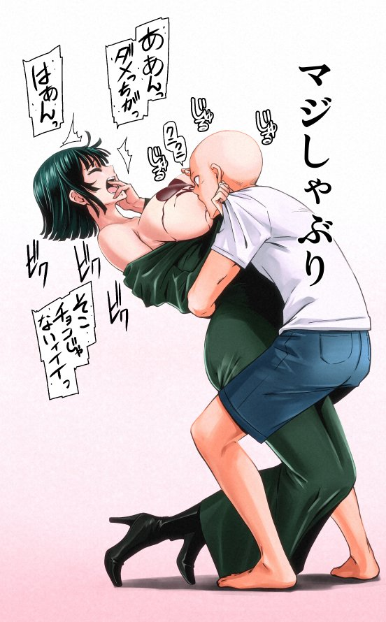 tatsumaki saitama man and one punch The legend of korra jinora