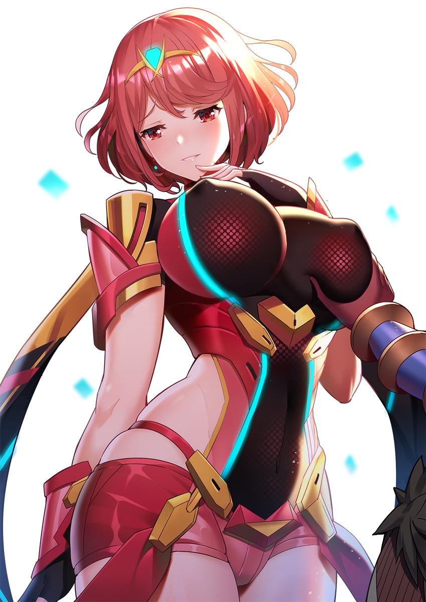 how xenoblade rex old is Fire emblem fates elise porn