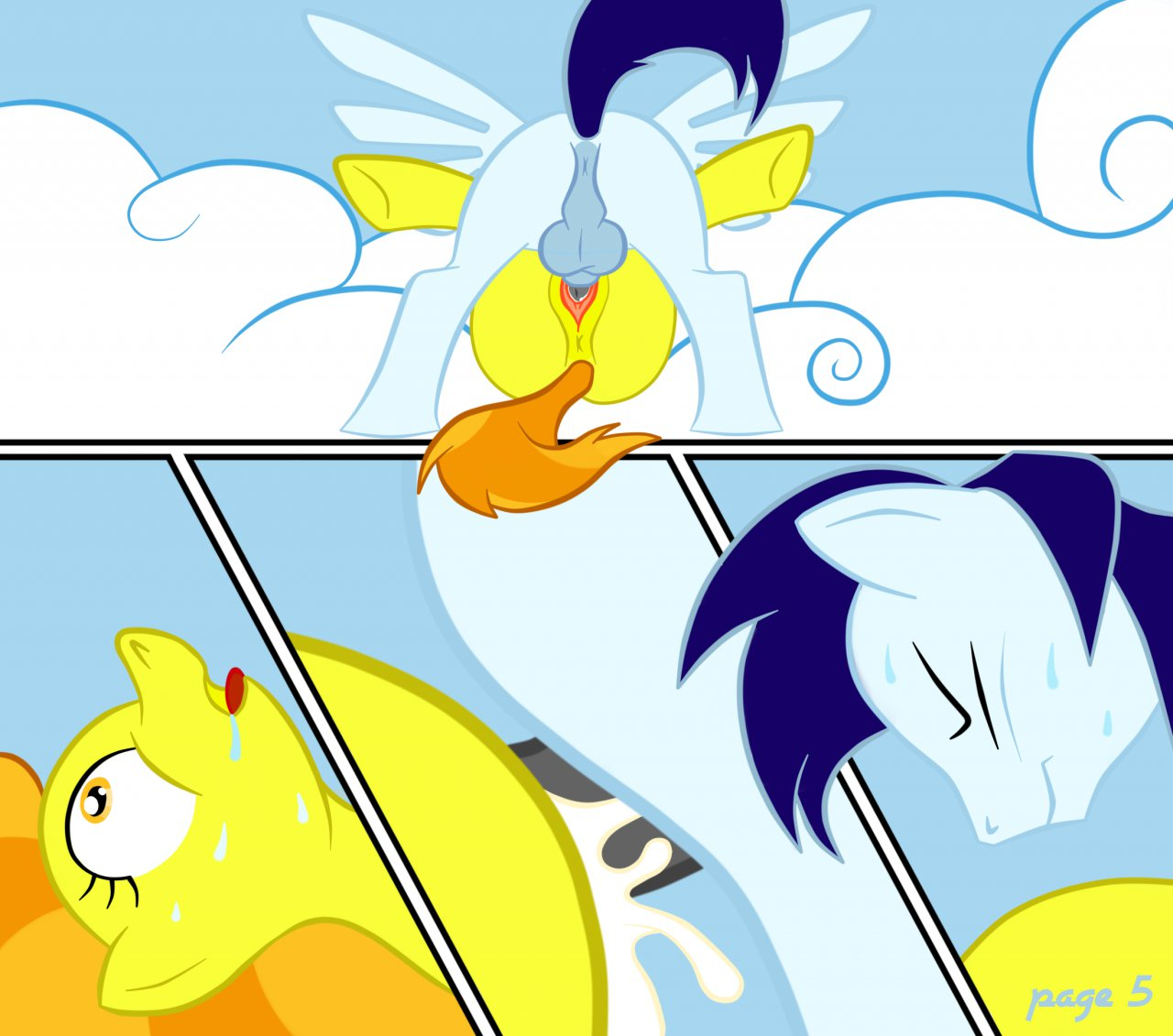 little comics pony my Fate apocrypha astolfo x sieg