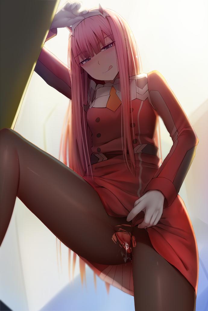 franxx futoshi darling the in To love ru uncensored manga
