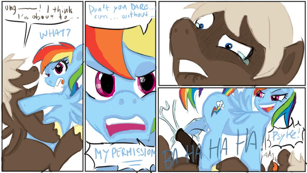 comics pony little my To love ru darkness reddit