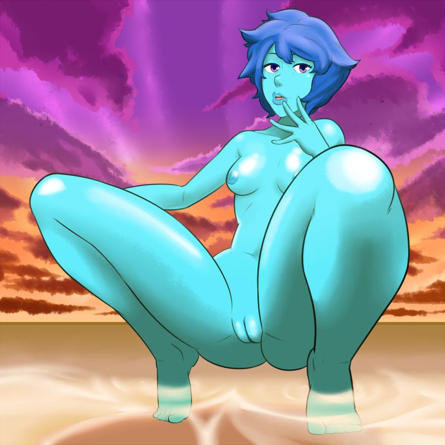 lapis lazuli nude steven universe Ero zemi: ecchi ni yaru-ki ni abc - the animation