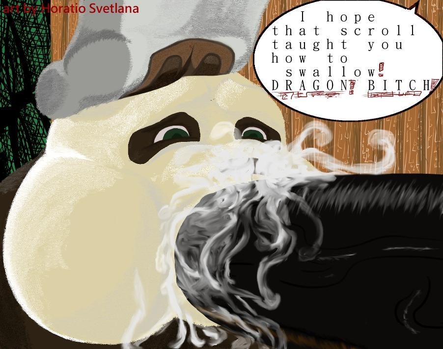 kung panda po fu tigress x Fate grand order shuten douji