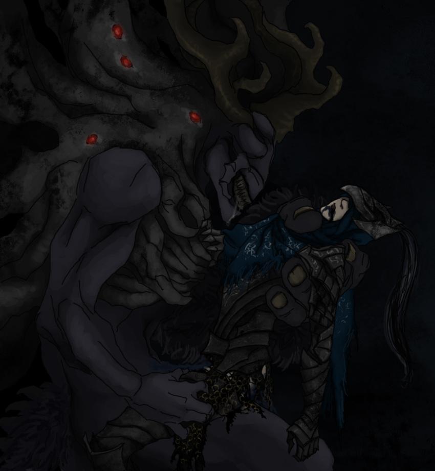 2 dark glass souls knight The last of us nsfw