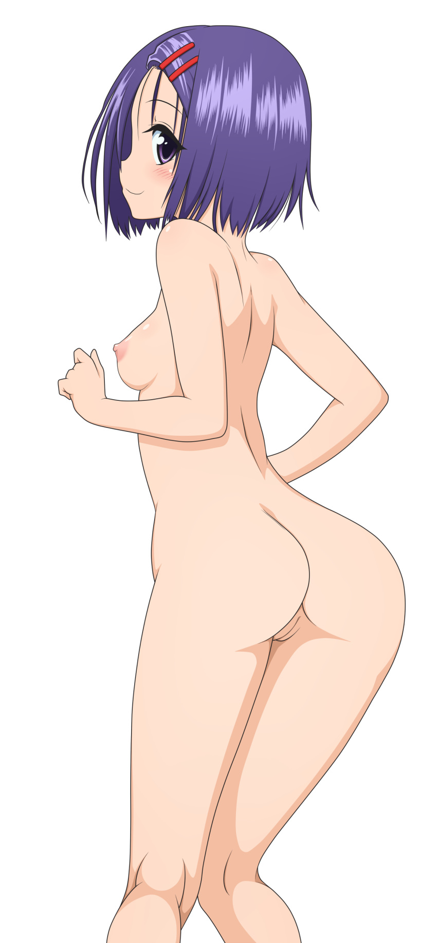 to love ru mikan nude Benitoite land of the lustrous