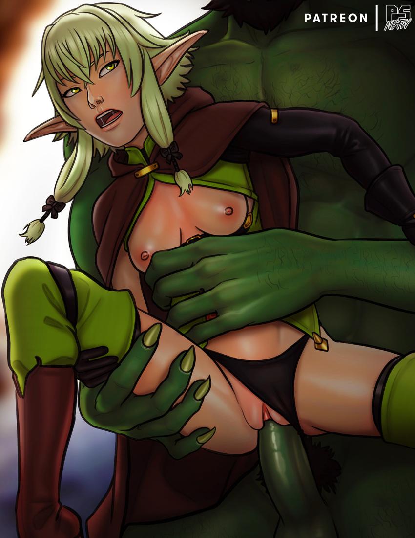 goblin high elf rape archer slayer Borderlands 2 safe and sound pictures