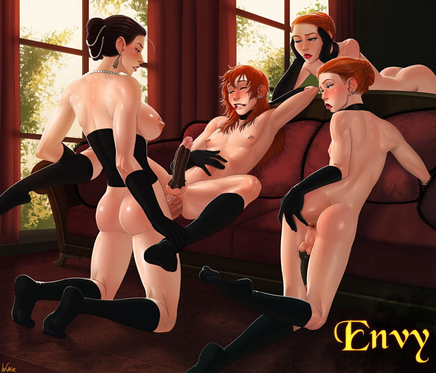 naked seven deadly elizabeth sins Five nights at candy s 5