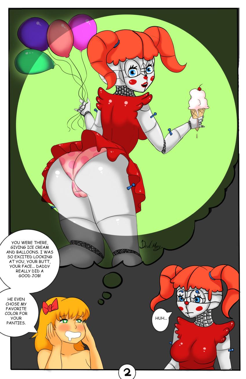sister location baby fnaf circus Gobta reincarnated as a slime