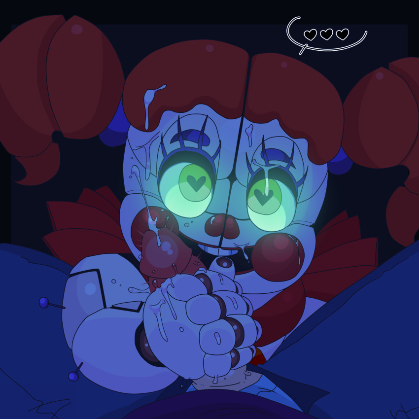 baby sister circus location fnaf Daphne and the brilliant blue