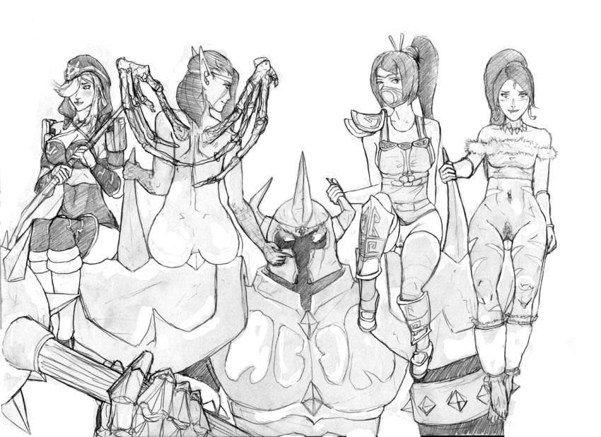 scuttler legends league rift of Hunter_x_hunter