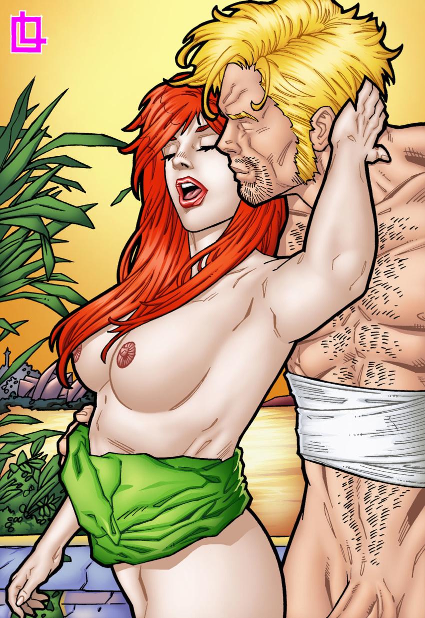 jinx comics) (dc Youkoso-sukebe-elf-no-mori