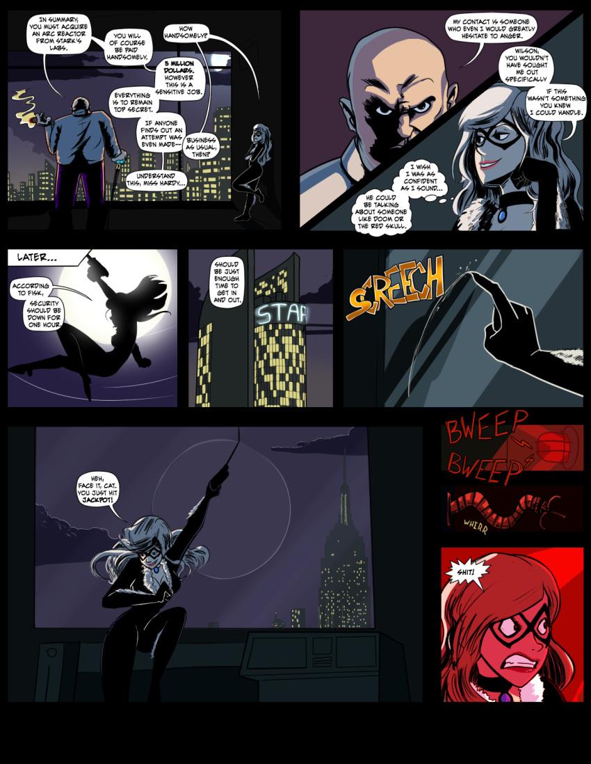 porn black cat spider-man Aqua teen hunger force alien