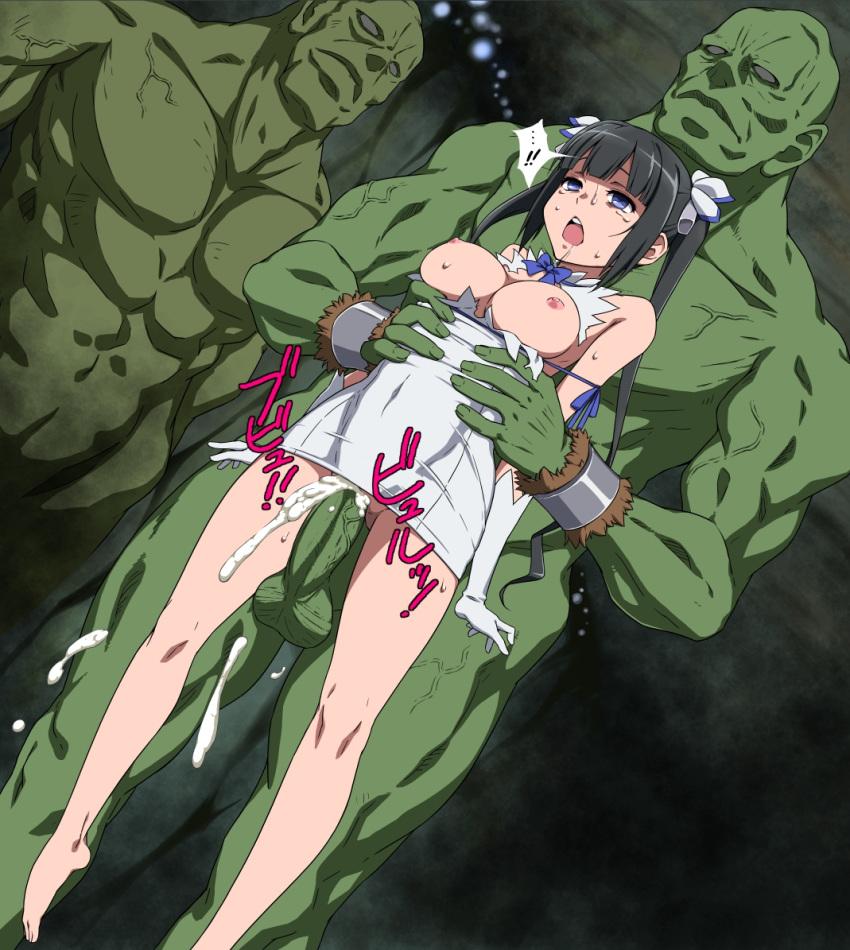 dungeon-ni-deai-o-motomeru-no-wa-machigatte-iru-darou-ka American dragon jake long