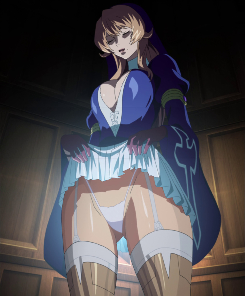 and rebellion annelotte luna queen's blade luna Pirates of dark water tula