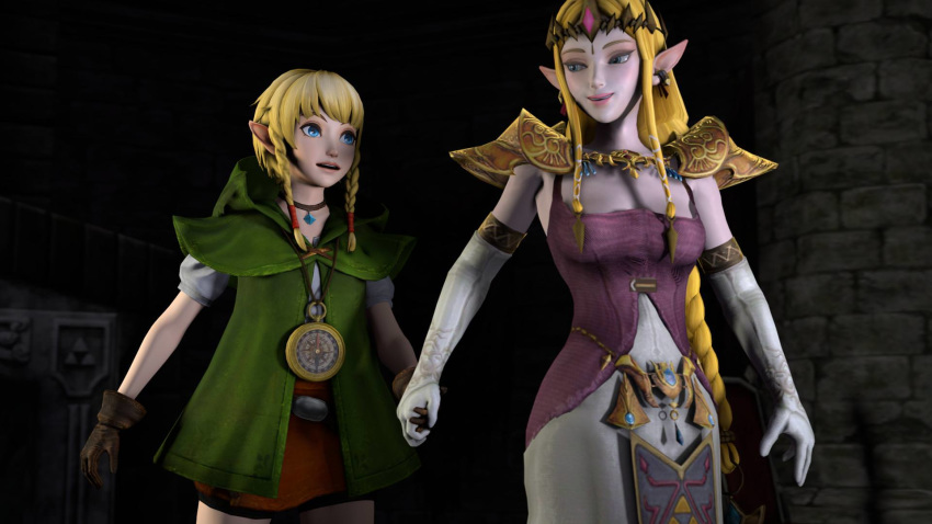 warriors great fairy hyrule Dark souls curse rotted greatwood