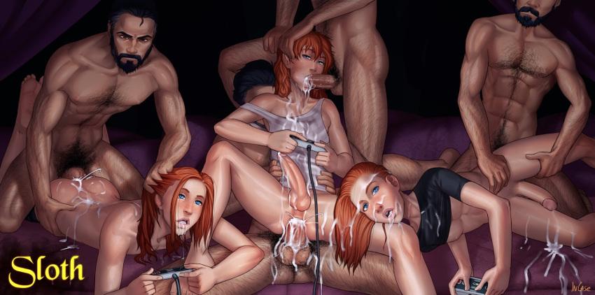 elizabeth sins seven deadly naked Drag on dragoon 3 zero