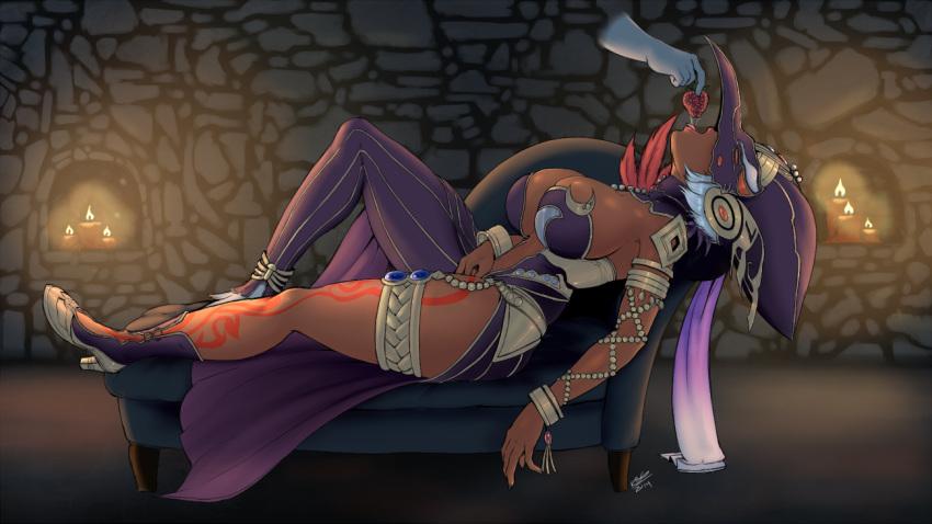 zelda legend poe sisters of Kareshi inai reki = nenrei