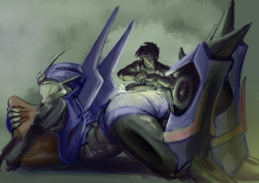 arcee and prime bumblebee transformers Dungeon de deai wo motomeru